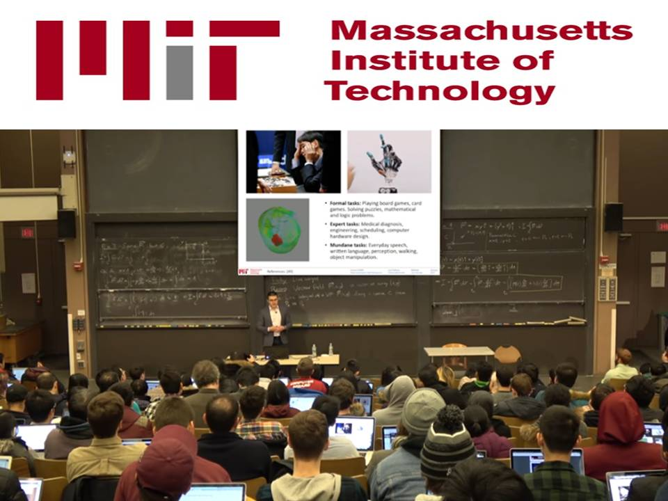 Introduction to Deep Learning and Self-Driving Cars from MIT