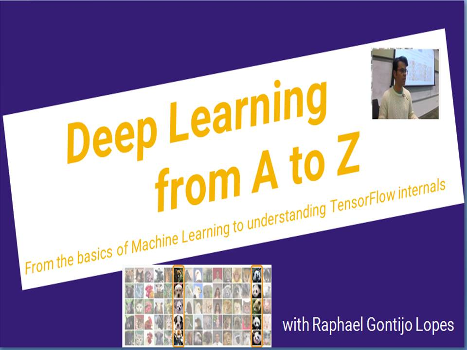 Deep Learning From A to Z