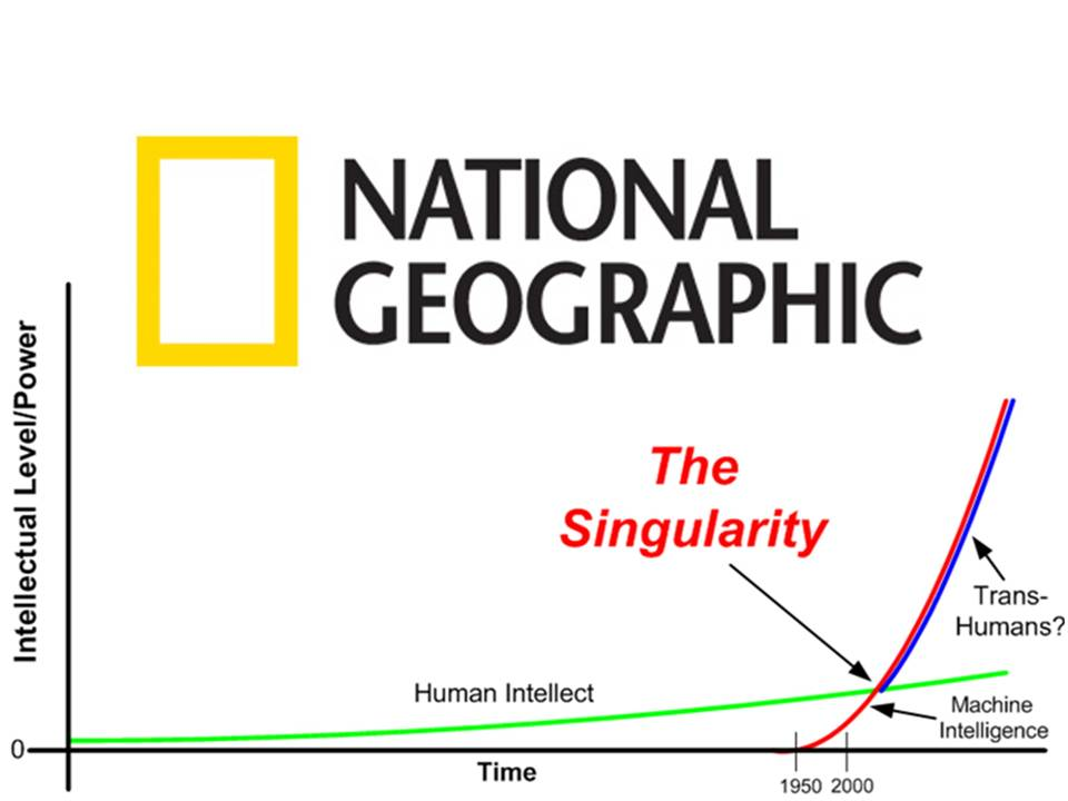 What is Technological Singularity?: National Geographic
