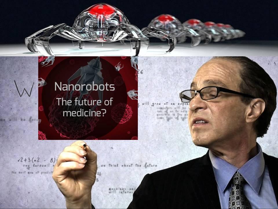 A Revolution in Medicine: Ray Kurzweil