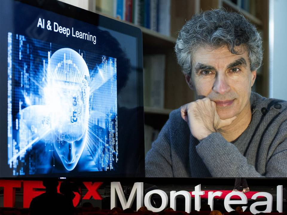 The Rise of Artificial Intelligence through Deep Learning: Yoshua Bengio