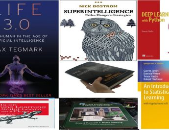 Top 7 Books in Artificial Intelligence & Machine Learning