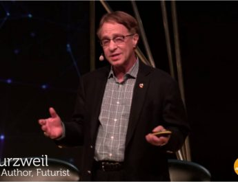 Exponential Artificial Intelligence Can Immortalize Human by Digitizing Conscious: Ray Kurzweil