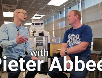 Deep Learning for Robotics – Prof. Pieter Abbeel