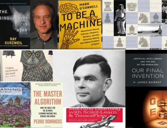 Top 22 Best Artificial Intelligence and Machine Learning Books of All Time