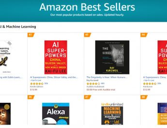 Best Sellers in AI & Machine Learning on Amazon