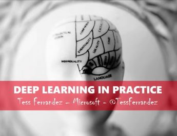 A practical guide to deep learning – Tess Ferrandez-Norlander