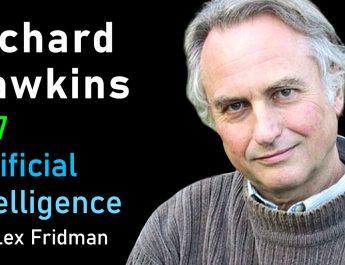 Lex Fridman With Richard Dawkins and Sergey Levine