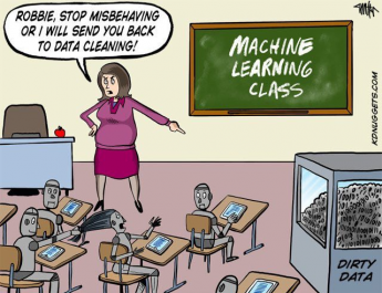 The 8 Best Cartoons on Data Scientists ( the sexiest job of the 21st century)
