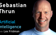 Lex Fridman With Sebastian Thrun on Flying Cars, Autonomous Vehicles, and Education